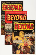 Golden Age (1938-1955):Horror, The Beyond Group (Ace, 1952-53).... (Total: 11 Comic Books)