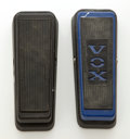 Musical Instruments:Amplifiers, PA, & Effects, Dunlop Cry Baby Wah/Vox Volume Effects Pedal Lot of 2....