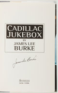 Books:Mystery & Detective Fiction, James Lee Burke. SIGNED. Cadillac Jukebox. New York:Hyperion, [1996]. First edition, Special American Booksellers...