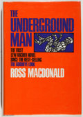 Books:Mystery & Detective Fiction, Ross Macdonald. The Underground Man. New York: Knopf, 1971.First edition. With dust jacket. Jacket spine a bit ...