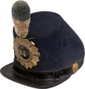 Militaria:Helmets, 1872 Pattern Shako For the 24th Regiment of the New York National Guard....