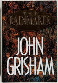 Books:Mystery & Detective Fiction, John Grisham. SIGNED. The Rainmaker. New York: Doubleday,[1995]. First edition. With dust jacket. Fine....