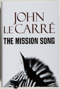 Books:Mystery & Detective Fiction, John le Carré. SIGNED. The Mission Song. London: Hodder& Stoughton, [2006]. First edition. With dust jacket. Fine....