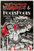Books:Horror & Supernatural, Lester Dent. Hades & Hocus Pocus. Chicago: Pulp Press,1979. First edition, first printing. Publisher's binding and ...