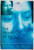 Books:Horror & Supernatural, Michael Blumlein. SIGNED/LIMITED. The Brains of Rats. Los Angeles: Scream/Press, 1990. First edition, limited to 2...