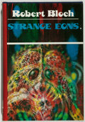 Books:Horror & Supernatural, Robert Bloch. SIGNED/LIMITED. Strange Eons. [Chapel Hill]:Whispers Press, 1978. First edition, limited to 300 num...