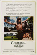 "Movie Posters:Adventure, Greystoke: The Legend of Tarzan, Lord of the Apes (Warner Brothers,1983). One Sheet (27"" X 41""). Adventure.. ..."