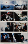 "Movie Posters:Action, Firefox (Warner Brothers, 1982). Lobby Card Set of 8 (11"" X 14""). Action.. ... (Total: 8 Items)"