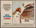 """Movie Posters:Sports, Le Mans (National General, 1971). Half Sheet (22"""" X 28""""). Sports.. ..."""