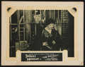 "Movie Posters:Crime, The Racket (Paramount, 1928). Lobby Card (11"" X 14""). Crime.. ..."