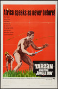 "Movie Posters:Adventure, Tarzan and the Jungle Boy (Paramount, 1968). One Sheet (27"" X 41"").Adventure.. ..."