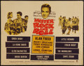 "Movie Posters:Rock and Roll, Mister Rock and Roll (Paramount, 1957). Half Sheet (22"" X 28"").Style A. Rock and Roll.. ..."