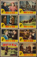 """Movie Posters:War, The Next of Kin (Universal, 1942). Lobby Card Set of 8 (11"""" X 14"""").War.. ... (Total: 8 Items)"""