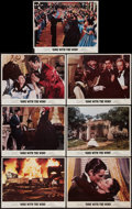 "Movie Posters:Academy Award Winners, Gone with the Wind (MGM, R-1968). Lobby Cards (7) (11"" X 14"").Academy Award Winners.. ... (Total: 7 Items)"