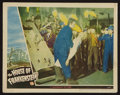 "Movie Posters:Horror, House of Frankenstein (Universal, 1944). Lobby Card (11"" X 14"").Horror.. ..."