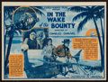 "Movie Posters:Adventure, In the Wake of the Bounty (Universal, 1933). Australian Herald (7"" X 9.5""). Adventure.. ..."