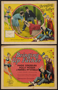 "Movie Posters:Comedy, Bringing Up Father (MGM, 1928). Title Lobby Card and Lobby Card (11"" X 14""). Comedy.. ... (Total: 2 Items)"