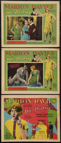 "Movie Posters:Drama, The Patsy (MGM, 1928). Title Lobby Card & Lobby Cards (2) (11""X 14""). Drama.. ... (Total: 3 Items)"