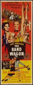 """Movie Posters:Musical, The Band Wagon (MGM, 1953). Insert (14"""" X 36""""). Musical.. ..."""