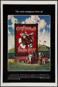 "Movie Posters:Comedy, Bronco Billy (Warner Brothers, 1980). One Sheet (27"" X 41""). Comedy.. ..."