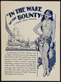 "Movie Posters:Adventure, In the Wake of the Bounty (Universal, 1933). Australian Herald (7""X 9.5""). Adventure.. ..."