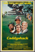 """Movie Posters:Comedy, Caddyshack (Orion, 1980). Poster (40"""" X 60""""). Comedy.. ..."""