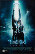 """Movie Posters:Action, Tron: Legacy (Walt Disney Pictures, 2010). One Sheet (27"""" X 40""""). DS. Advance. Action.. ..."""