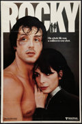 "Movie Posters:Academy Award Winners, Rocky (Thought Factory, 1977). Gift Shop Poster (23"" X 35"").Academy Award Winners.. ..."