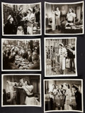 "Movie Posters:Comedy, Key to the City & Others Lot (MGM, 1950). Photos (8) (7.5"" X 9.5"" & 8"" X 10""). Comedy.. ... (Total: 8 Items)"