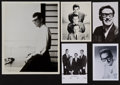 "Movie Posters:Rock and Roll, Buddy Holly & the Crickets (1950s & 1970s). Photos (8)(3.5"" X 5"", 3.5"" X 5.5"", 4"" X 5.5"", 8"" X 10""). Rock and Roll.. ...(Total: 8 Items)"