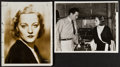 "Movie Posters:Miscellaneous, Tallulah Bankhead Lot (Paramount, 1932). Photo & Portrait Photo (8"" X 10""). Miscellaneous.. ... (Total: 2 Items)"