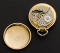 Timepieces:Pocket (post 1900), Illinois Rare 23 Jewel Tasco Invincible Pocket Watch. ...