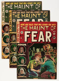 Golden Age (1938-1955):Horror, Haunt of Fear #5, 8, and 9 Group (EC, 1951).... (Total: 3 ComicBooks)