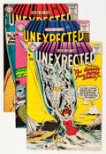 Silver Age (1956-1969):Horror, Tales of the Unexpected #22-24 and 26 Group (DC, 1958).... (Total:4 Comic Books)