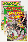 Silver Age (1956-1969):Science Fiction, Mystery in Space Group (DC, 1963-64).... (Total: 7 Comic Books)