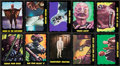 Non-Sport Cards:Sets, 1964 Bubbles, Inc. (Topps) Outer Limits Collection (102). ...