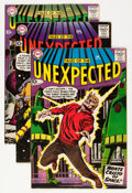 Silver Age (1956-1969):Horror, Tales of the Unexpected #34-39 Group (DC, 1959).... (Total: 6 ComicBooks)