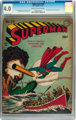 Superman #20 (DC, 1943) CGC VG 4.0 Cream to off-white pages