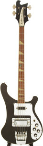 Musical Instruments:Bass Guitars, 1978 Rickenbacker 4001 Jetglo Electric Bass Guitar, Serial # # RL7527....