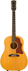 Musical Instruments:Acoustic Guitars, 1964 Gibson J-50 Natural Acoustic Guitar, Serial # 224238....