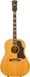 Musical Instruments:Acoustic Guitars, 1960 Gibson Country Western Natural Acoustic Guitar, Serial #R5088....