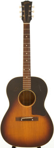 Musical Instruments:Acoustic Guitars, 1958 Gibson LG-1 Sunburst Acoustic Guitar, Serial # T6124....