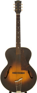 Musical Instruments:Acoustic Guitars, 1952 Gibson L-48 Archtop Acoustic Guitar, Series # Z703....