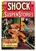 Golden Age (1938-1955):Horror, Shock SuspenStories #14 (EC, 1954) Condition: VF....