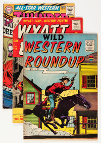 Comic Books - Assorted Silver Age Western Comics Group (Various Publishers, 1955-62).... (Total: 16 Comic Books)