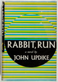 Books:Literature 1900-up, John Updike. Rabbit, Run. Very good. Unless otherwise noted,all volumes are first edition, first printing, octavo, ...