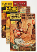 Silver Age (1956-1969):Classics Illustrated, Classics Illustrated Group (Gilberton, 1960s).... (Total: 15 ComicBooks)