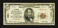 National Bank Notes:Pennsylvania, Pittsburgh, PA - $5 1929 Ty. 1 The Mellon NB Ch. # 6301. ...