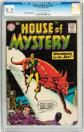 Silver Age (1956-1969):Horror, House of Mystery #95 (DC, 1960) CGC NM- 9.2 Off-white to whitepages....