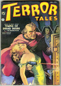 Pulps:Horror, Terror Tales V7#2 (Popular, 1937) Condition: FR/GD....